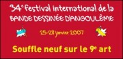 34e FESTIVAL DANGOULEME