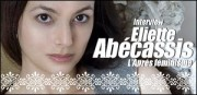 INTERVIEW D'ELIETTE ABECASSIS