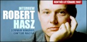 INTERVIEW DE ROBERT HASZ