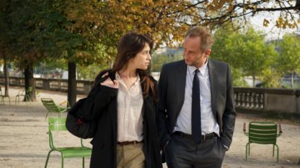 Trois cœurs de Benoît Jacquot, avec Charlotte Gainsbourg et Benoît Poelvoorde. En salle le 17 septembre. - 3 coeurs