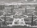 """2013 : L'Année Le Nôtre. """"Adam Perelle (1640-1695) - Le Parterre de l'Orangerie"""" - André Le Nôtre"""