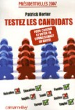 Testez les candidats - Prsidentielles 2007
