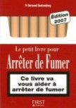 Le Petit Livre pour arrter de fumer