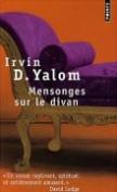 Mensonge sur le divan - Irwin Yalom